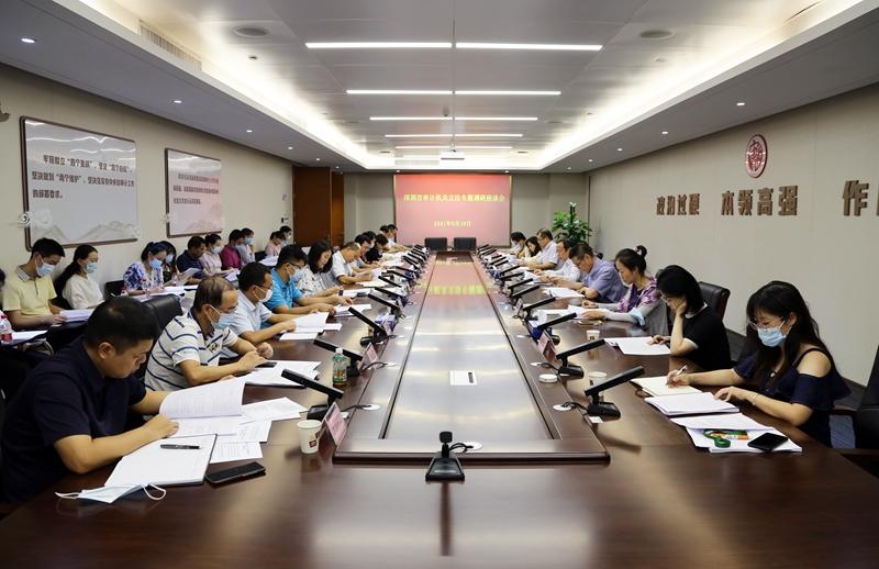 市审计局组织召开立法专题调研座谈会